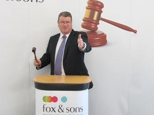 Fox and Sons Auctioneer