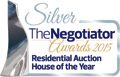 Negotiator Auction Award
